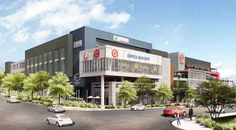 Bellevue PCC Rendering